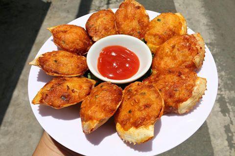 ăn gì ở Vinh, Mọc cua bể - top 6 món hải sản, hai san o Vinh, hai san cua Lo, hải sản cửa lò, hải sản ở Vinh